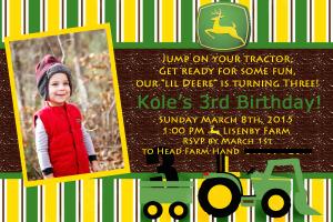 Kole's 3rd Birthday